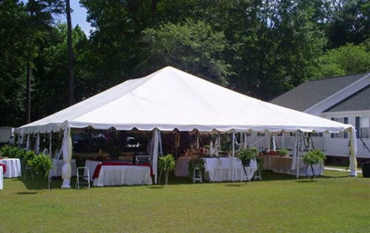 Tents, Tables and Chairs
