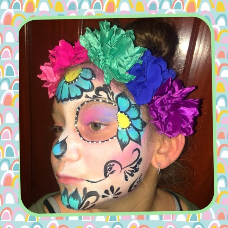 Face Painting 1 Artist- 2 Hours/$190