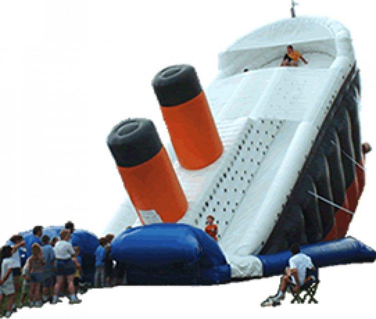 Titanic Slide 26'