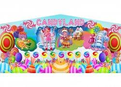 Candyland Banner