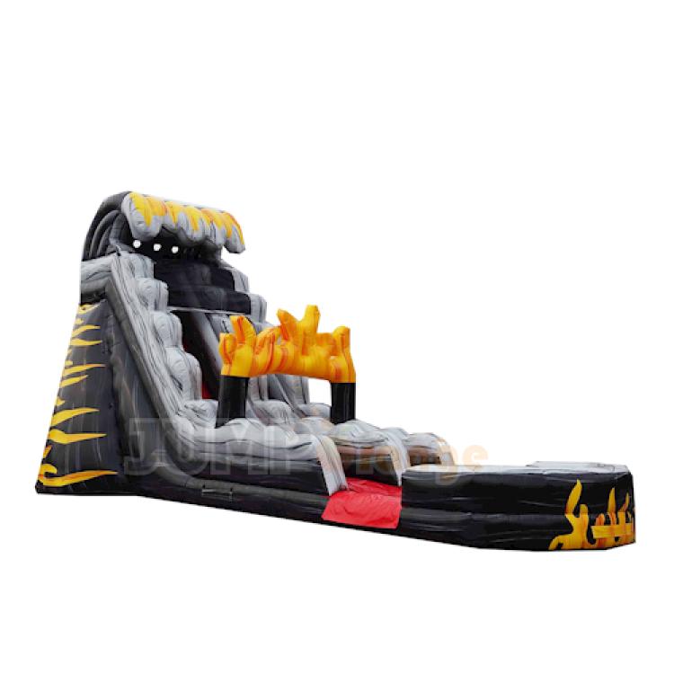 20' Flame Water Slide