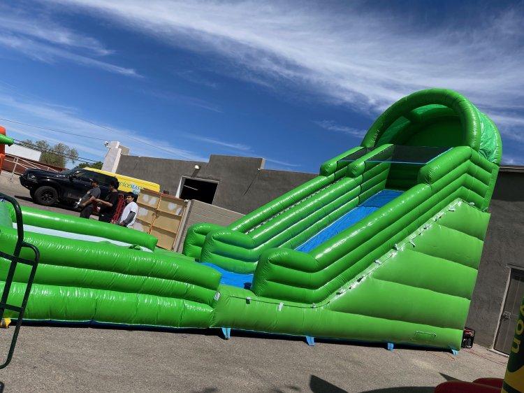Emerald City Water Slide 20'